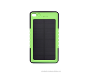 Vking Solar Panel Charger 8000mah Usb Charger Solar Power Bank