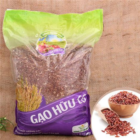Red Brown Rice Dragon Blood Rice Vietnam - High quality Vietnam Rice