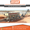 Optimum Performance Solid Material Made Wet Mix Plant Price