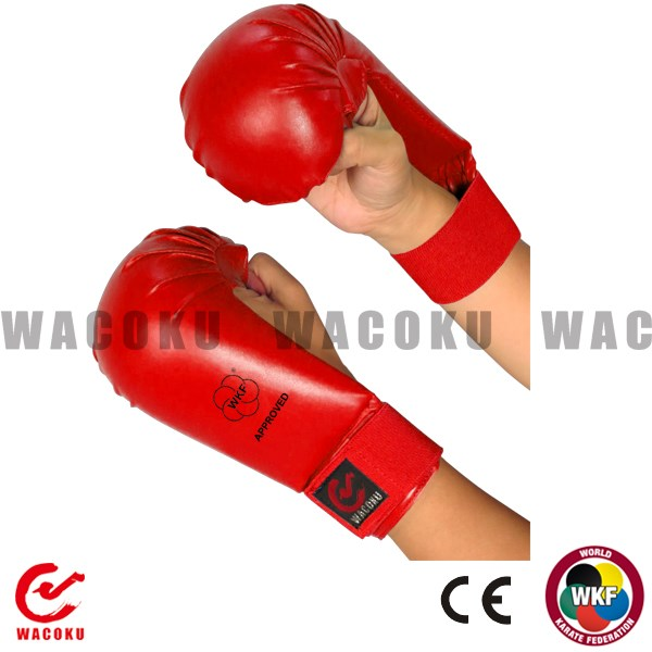 WKF APPROVED KARATE MITT/ MARTIAL ARTS GLOVES/ KARATE GLOVES