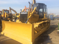 Used Bulldozer CAT D6G, D6 Dozers, Second hand Caterpillar Bulldozer D6G