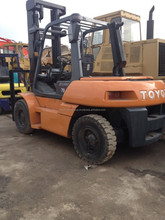 Used Toyota Forklift 7T