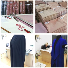 Islamic and Casual Clothing Manufacturing Production