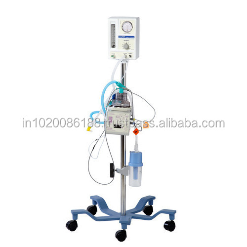 Bubble CPAP With Internal Air/O2 Blender & Flow Meter