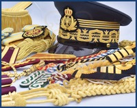 Uniform Accessories for Military and Armed Forces