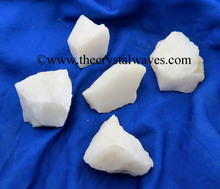 White Agate / Aventurine Raw Chunks