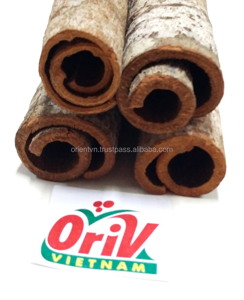 Cassia Rolls, tube cassia, whole cinnamon Vietnam origin