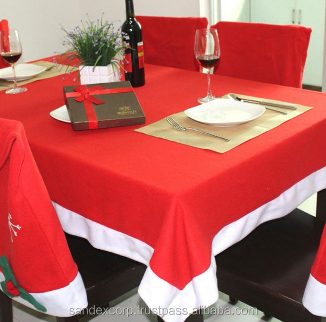 triangle table cloth