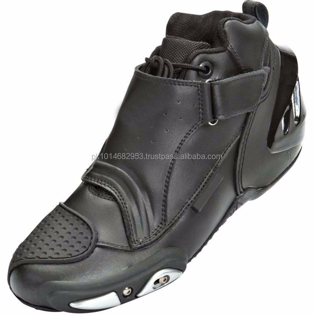 Automobile racing shoes off road motorcycle