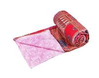 Cotton Hand Block Leaf Print Handmade Floral Indian Fabric Natural Jaipuri Art Quilt