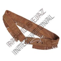 TRADITIONAL LEATHER LONG BOW COVER / BOW CASE LBC-1100.