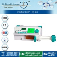 Cost Effective Electric Hydraulic Syringe Pump from Top Ranked Manufacturer