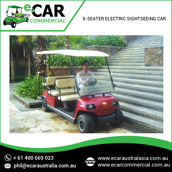 Electric Airport Buggy (LT-A8) 48V,Ce Certification