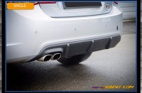 [SEQUENCE] Chevrolet Cruze - Single / Dual Rear Diffuser (no.3241)