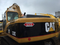 Secondhand Machinery Used CAT320C Crawler Excavator Ready For Sale