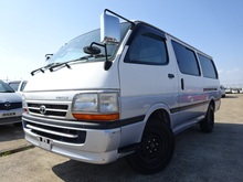 used toyota hiace long dx
