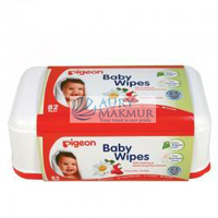 PIGEON Baby Wipes CHAMOMILE BOX 82S