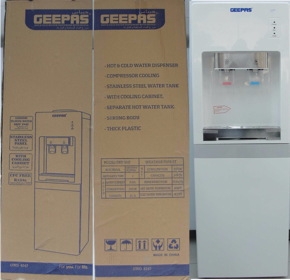 GEEPAS WATER DISPENSER