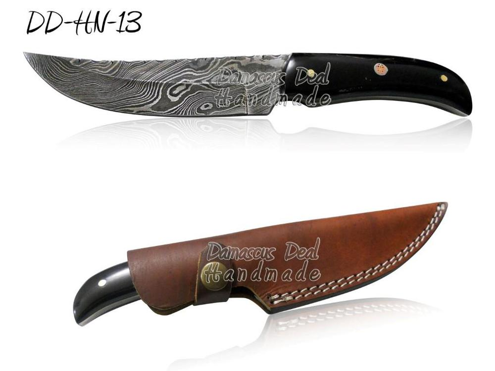 DD-2015-K246 Damascus Steel Knife