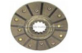 massey ferguson tractor parts BRAKE DISC WITH LINING 1869474M1