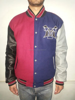 New Spring Mens Baseball Varsity Letterman College Jacket Coat Casual Slim Tops