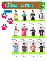 Kids T-Shirt and Sweater
