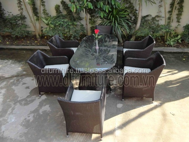HOT NEW Aluminum Rattan outdoor and indoor furniture