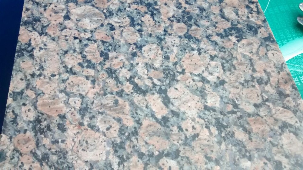 Baltic Brown Granite for flooring and cladding