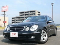 Reasonable japanese used mercedes benz Mercedes-Benz E-Class 2002 used car at reasonable prices