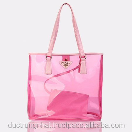 OEM PVC Women Fashion HandBag