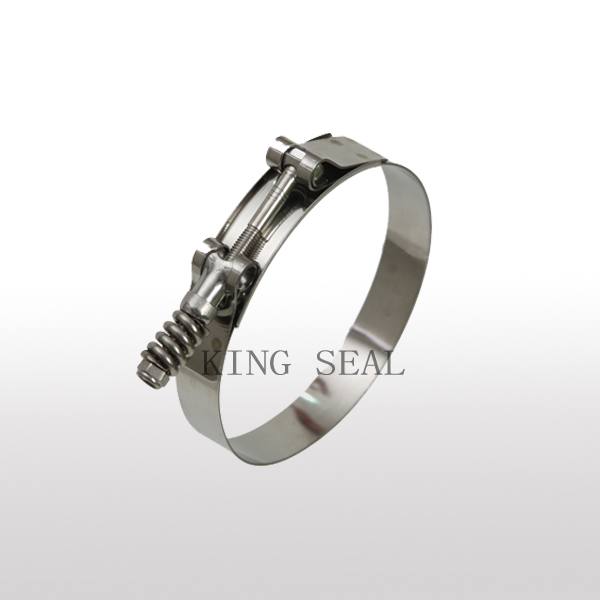 T type spring loaded hose clamp ktbs ss buy