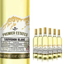 Chilean White Wine Sauvignon Blanc