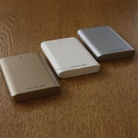 [TEMPLER] Edge Slim card type lithium powerbank 5000mah portable charger battery
