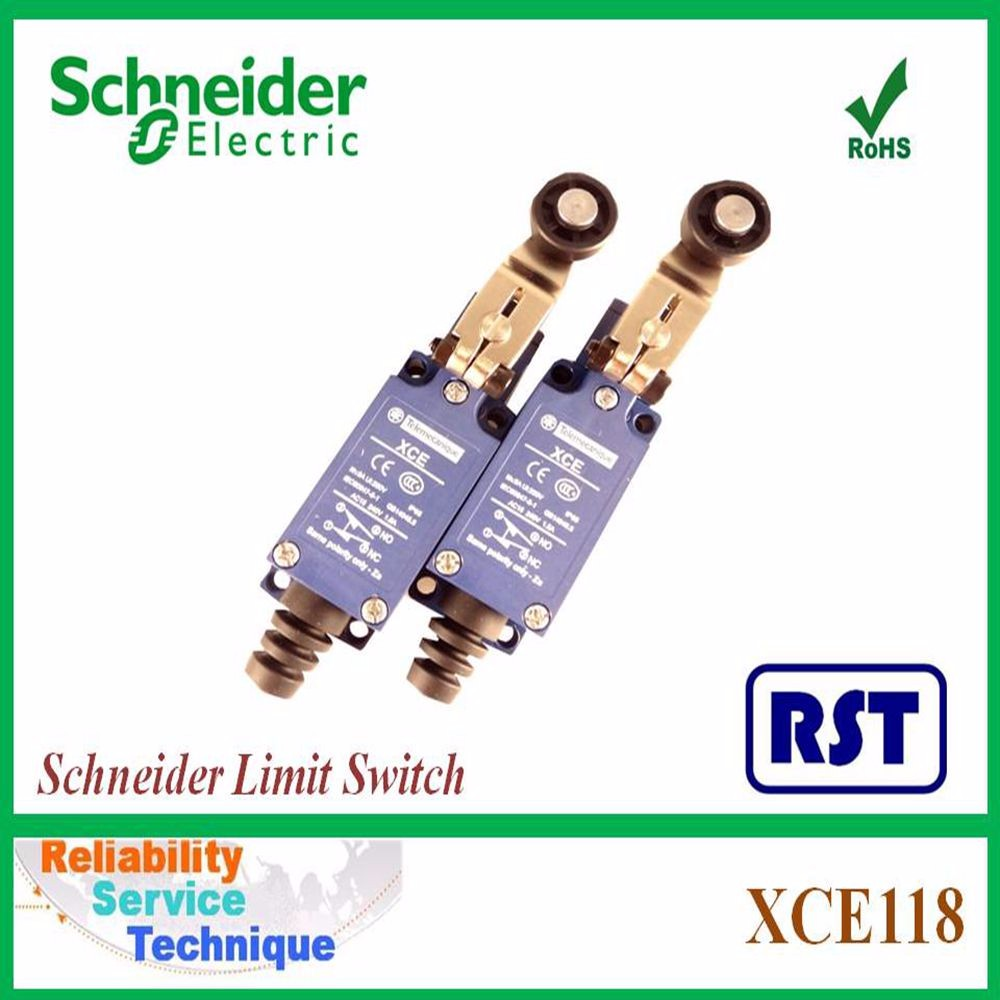 Replacement for paper machine magnetic proximity limit switches