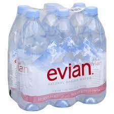 Contact Supplier Leave Messages Natural Evian Mineral Water from EU supplier