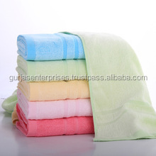 Cotton terry micro fiber towels