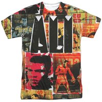 All over sublimation, all over printed t-shirts for men