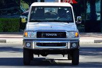 Toyota Land Cruiser Double Cab Pickup