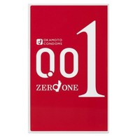 Okamoto Zero One 0.01 mm Polyurethane Safe Condoms