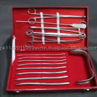 DNC kit regular/Delivery instruments Kits
