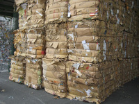 Old Corrugated Containers - OCC for sale low cost - occ old corrugated cardboard for sell