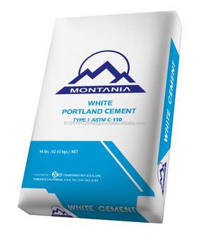 High Quality White Ordinary Portland Cement
