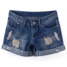 New fashion Sexy women short jeans lady short jeans
