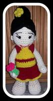 Best yarn woolen handmade doll suppliers