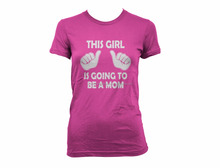 Baby Mooning Maternity T Shirt Funny Baby Butt Pregnancy TeeMouse over image to zoom Women's Ba