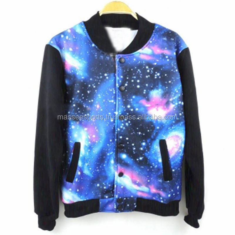Sexy Beautiful printed bomber Jacket for Girls