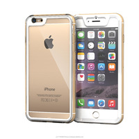 Top Quality Full Body Hybrid PC polycarbonate/TPU Case Cover for iPhone 6 6s Plus 5.5 Screen Protector Impact Protection roocase