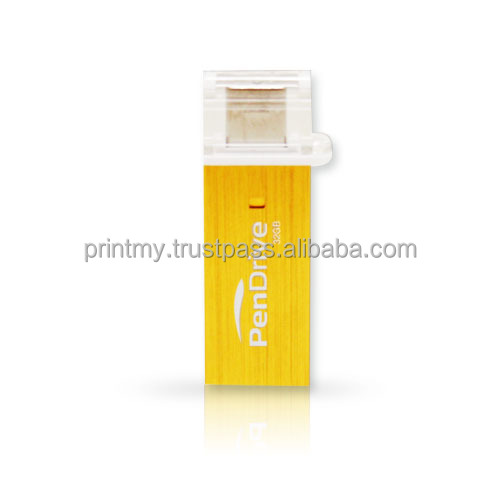 OTG 32GB USB Flash Drive with logo printing