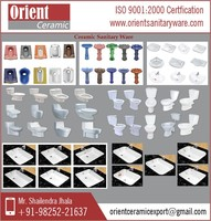Hot Sale of Every Bathroom Ceramic Sanitary Ware Items