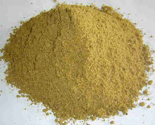 Peruvian Steam Dried Fishmeal